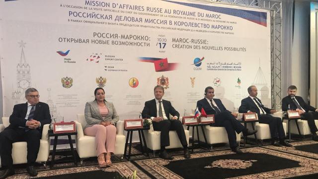 forum maroc russie