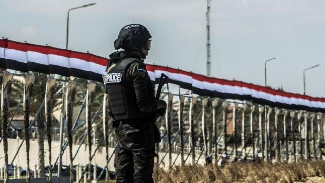 Attaque Egypte