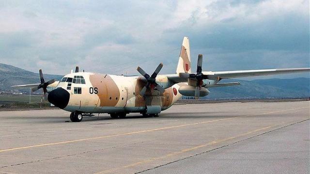 DC-130 hercule FAR