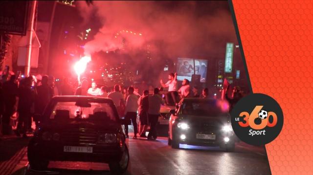 Agadir fête les Lions