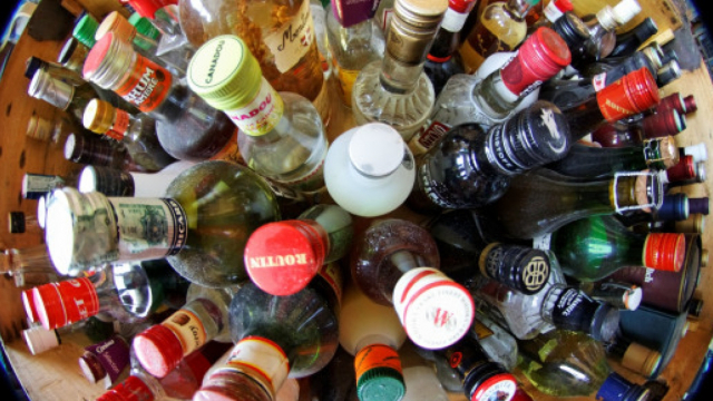Trafic alcool