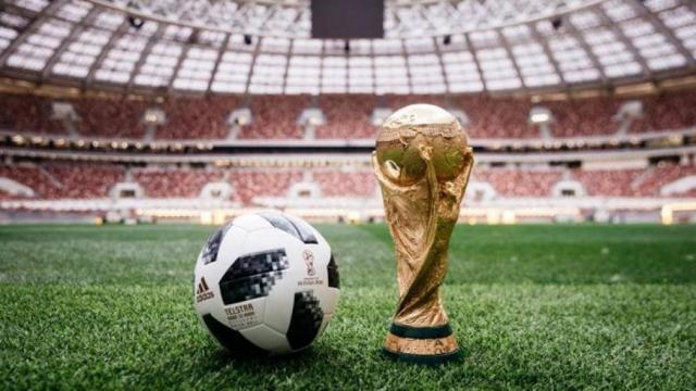 Ballon du mondial 2018