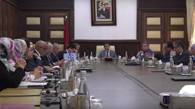 Conseil de gouvernement 9 novembre