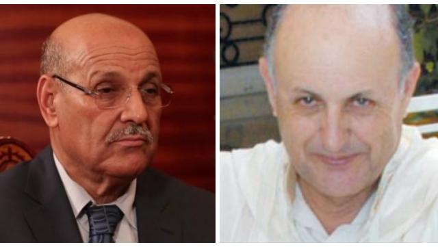 Hamdi Ould Rachid et Dahmane Derham