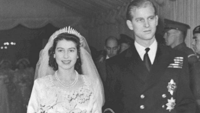 Mariage Elizabeth Philip