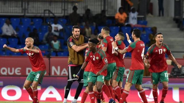 Joie Maroc-CIV CAN 2017