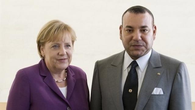 Sommet UA-UE: Angela Merkel souhaite rencontrer le roi Mohammed VI