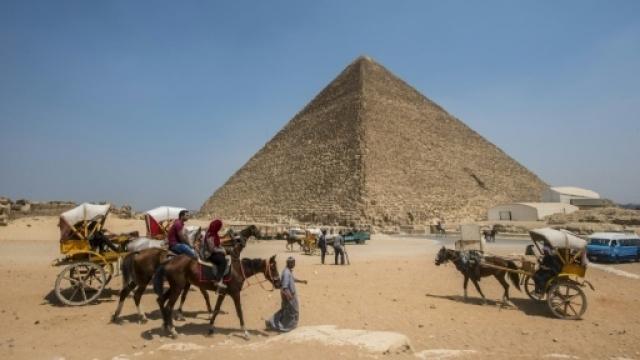 Pyramide de Khéops