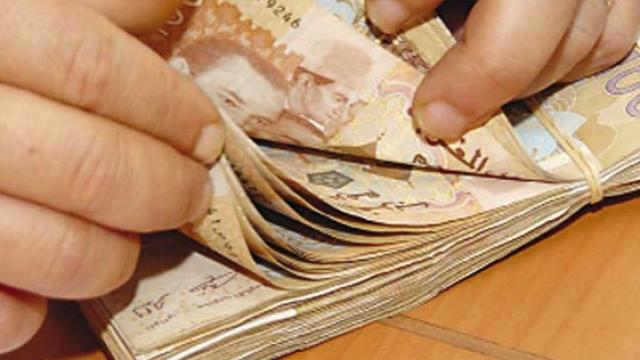 Salaire argent