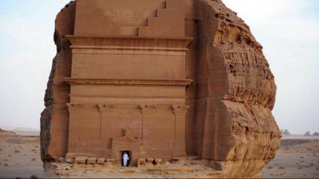 Site archéologique al-Hijr Arabie saoudite