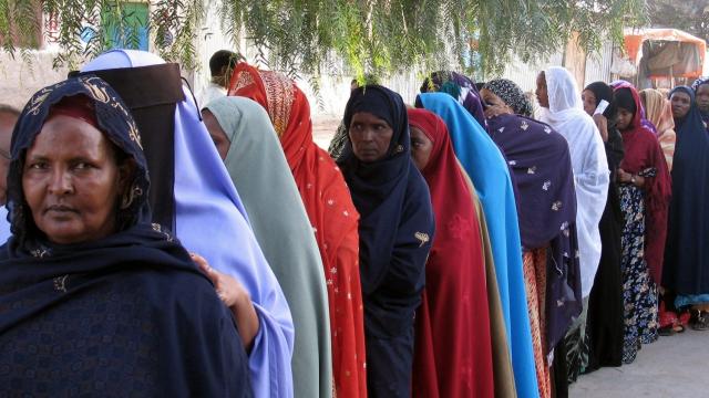 On vote au Somaliland, Etat reconnu par aucun autre
