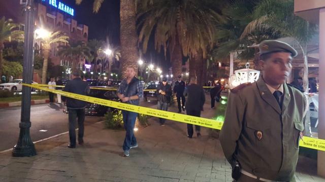 fusillades marrakech