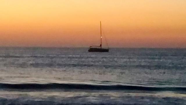 Yacht suspect