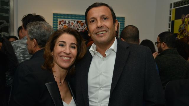 Nadia Amor et Khalid Nasr
