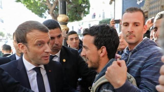 Algérie macron