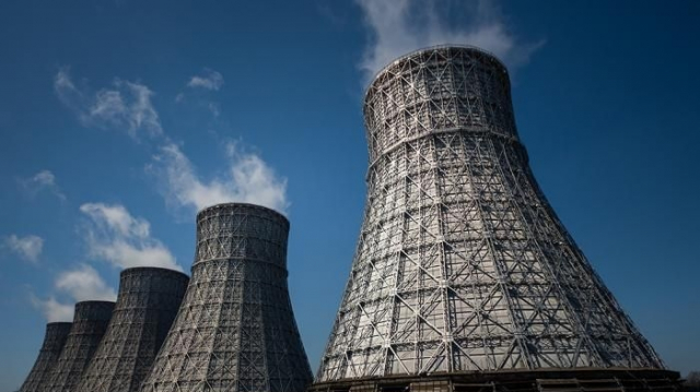 Centrale nucléaire en Russie