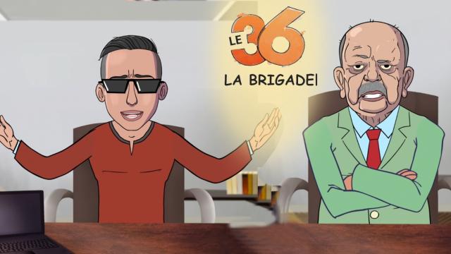 Cover Video -Le360.ma •La brigade Serhani et mssahel
