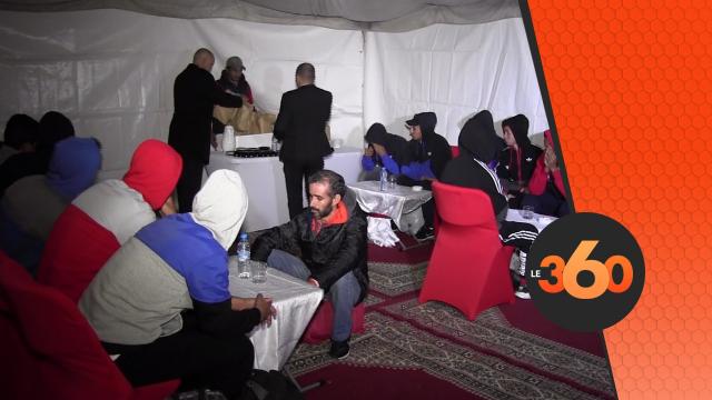 Cover : بالفيديو. أول تصريح للمغاربة العالقين في ليبيا بعد دخولهم أرض الوطن