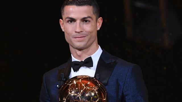 Ronaldo et le 5e Ballon d'or