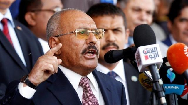 Ex-président yéménite