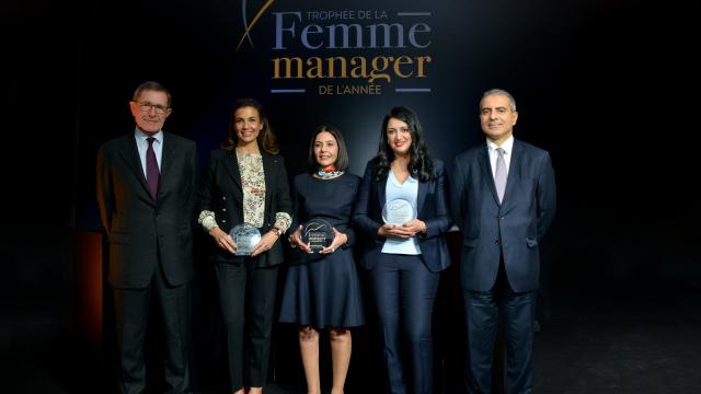 femme manager