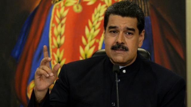 Nicola Maduro