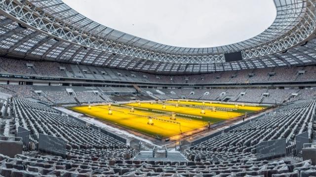 Stade Loujinik de Moscou