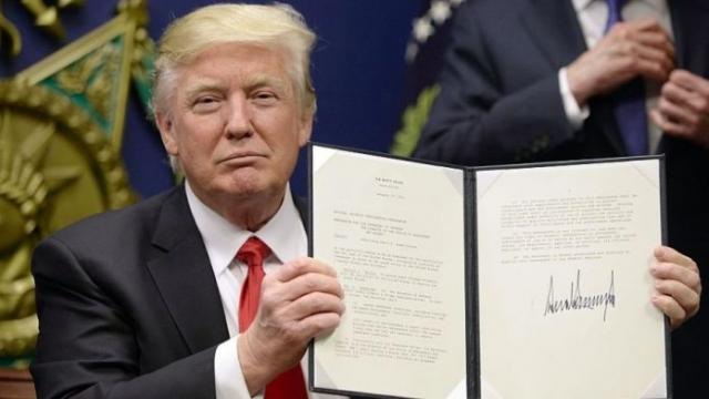 Trump, décret anti-immigration