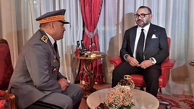général de division Mohamed Haramou