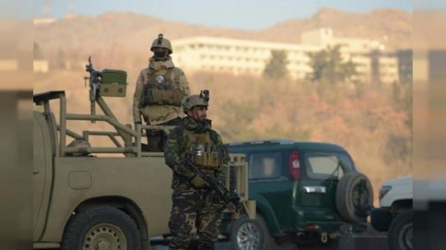 Attaque hôtel de luxe à Kaboul