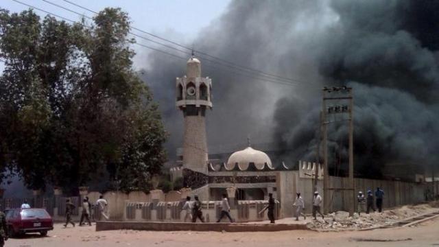 attentat mosquée nigeria