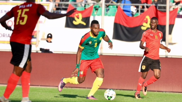 Cameroun CHAN 2018