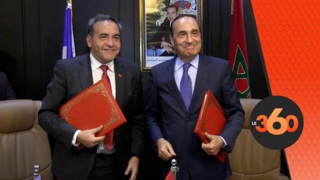 cover: Le Chili confirme son soutien à l'intégrité territoriale du Maroc