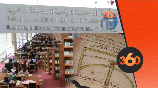 cover Video - Le360.ma •Bibliothèque Nationale Rabat