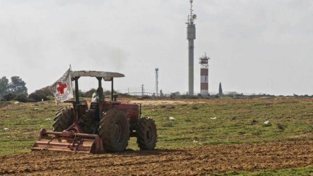 Fermiers Gaza