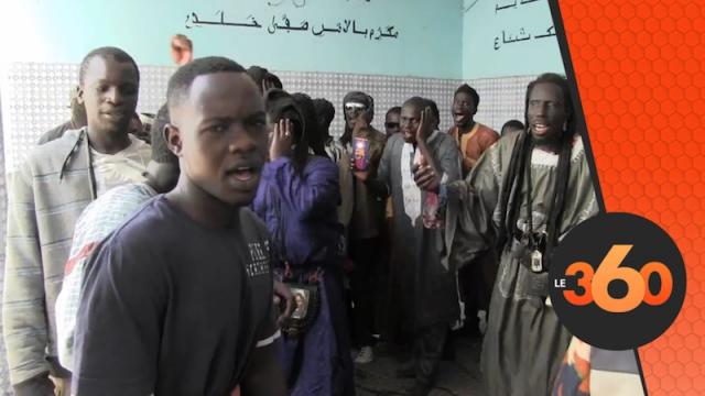 vidéo mourides mauritaniens