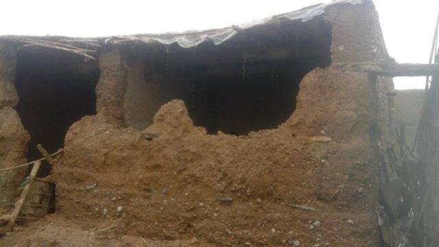 Errachidia: effondrement de 32 maisons-2
