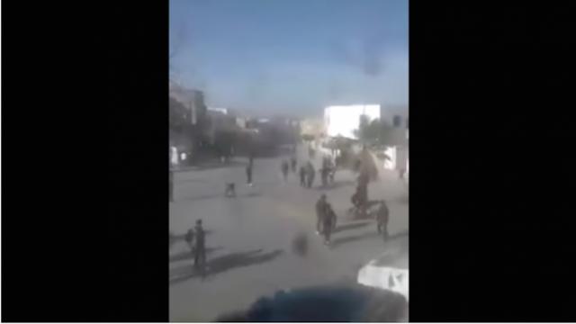 Tunisie: heurts entre manifestants et policiers
