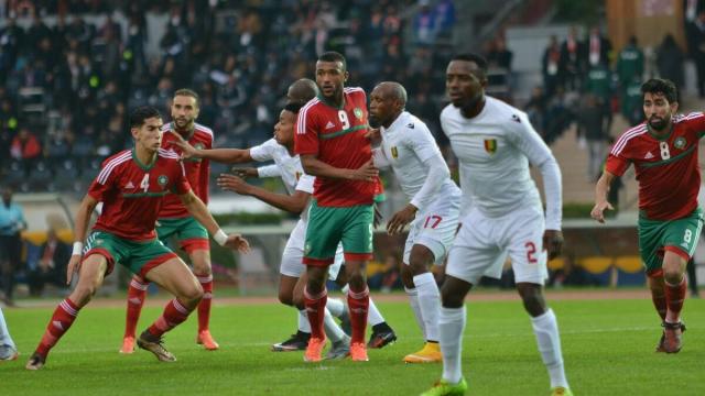 CHAN Maroc Guinée