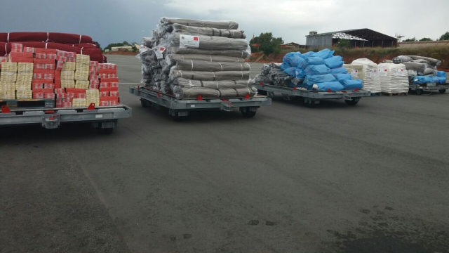 Maroc aide humanitaire à Madagascar-3