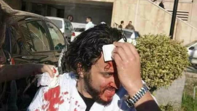 Vidéo et diapo. Le passage à tabac des médecins en grève par la police indigne l'Algérie