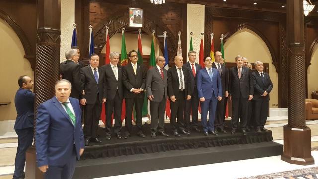 Ministres du «5+5»