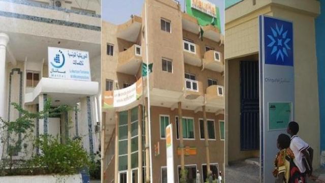 Opérateurs telecoms mauritaniens
