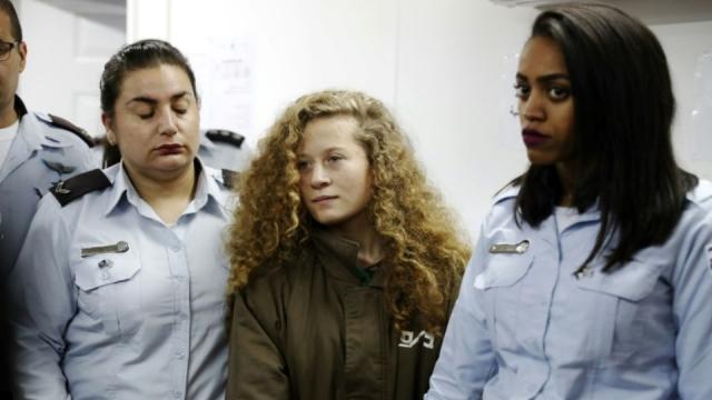 Palestinienne Ahed Tamimi