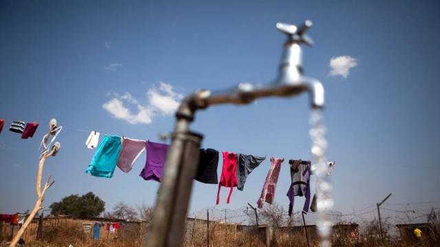 Afrique du Sud: l'eau rationnée au cap à cause d'une grave sécheresse