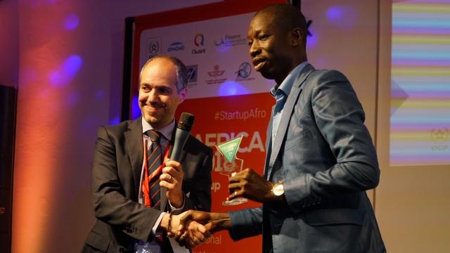 Prix spécial OCP Agritech 2018