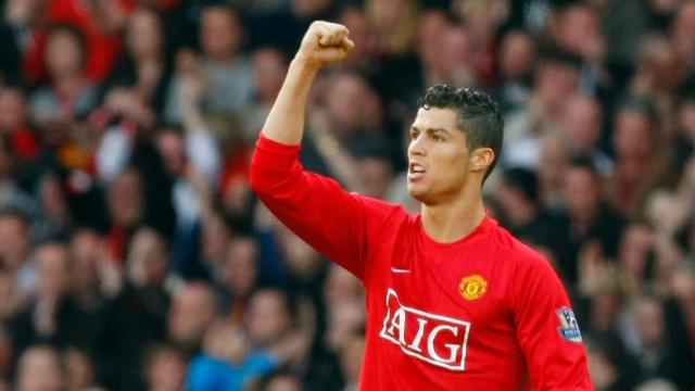 Ronaldo mancunien