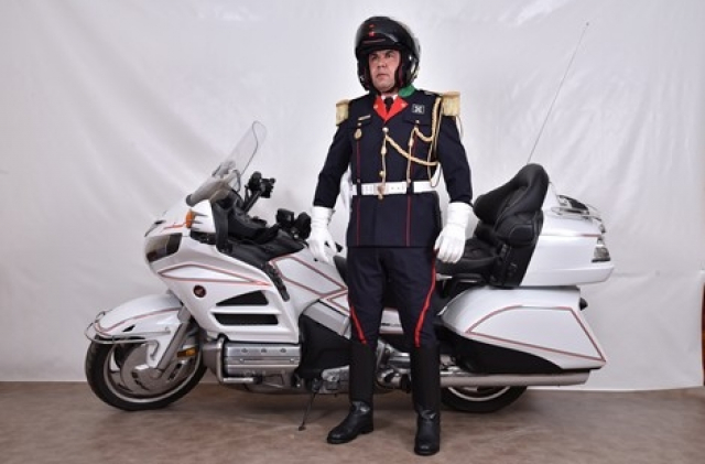uniforme de la Garde royale-2