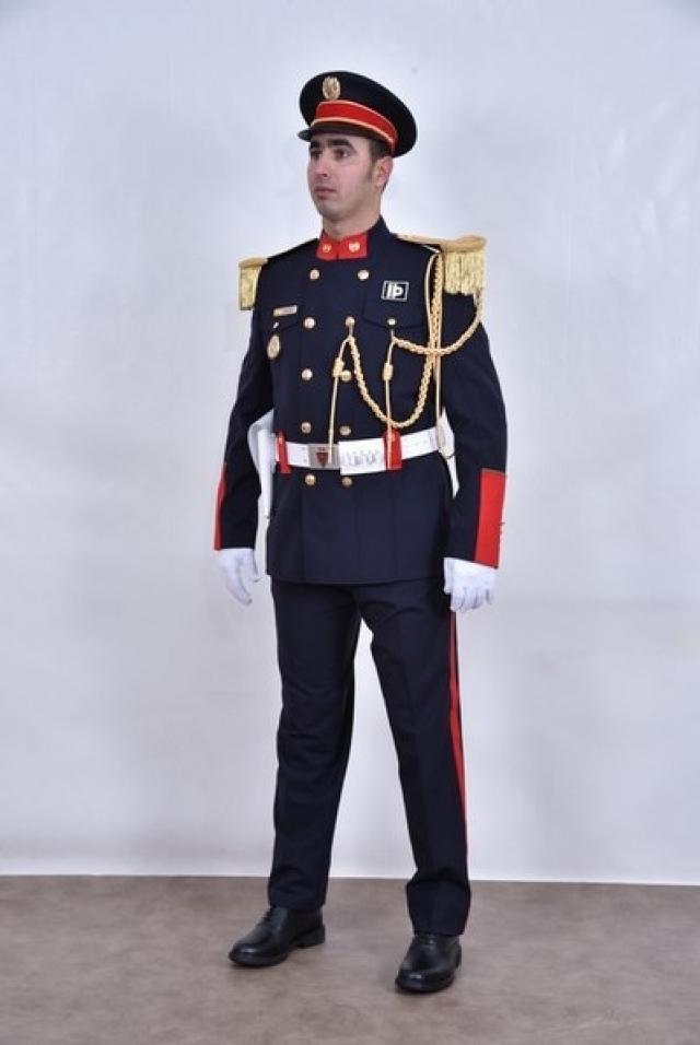 uniforme de la Garde royale-3