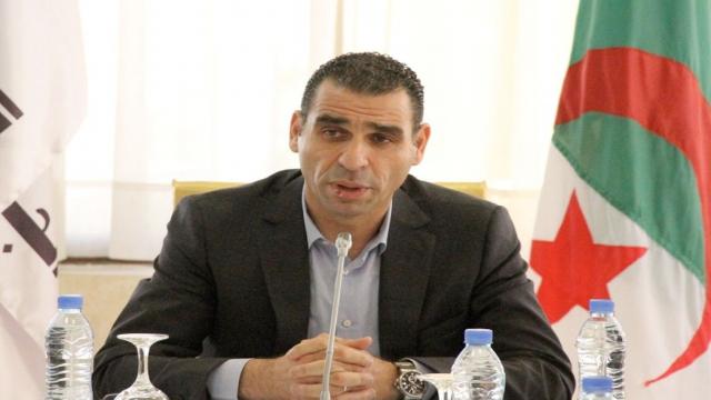 Zetchi, président FAF